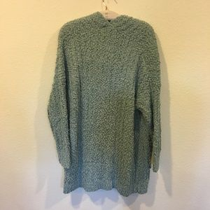 Miracle Sweaters - NWT Miracle teal cardigan sweater
